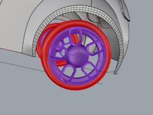 Modelo en 3D Rin